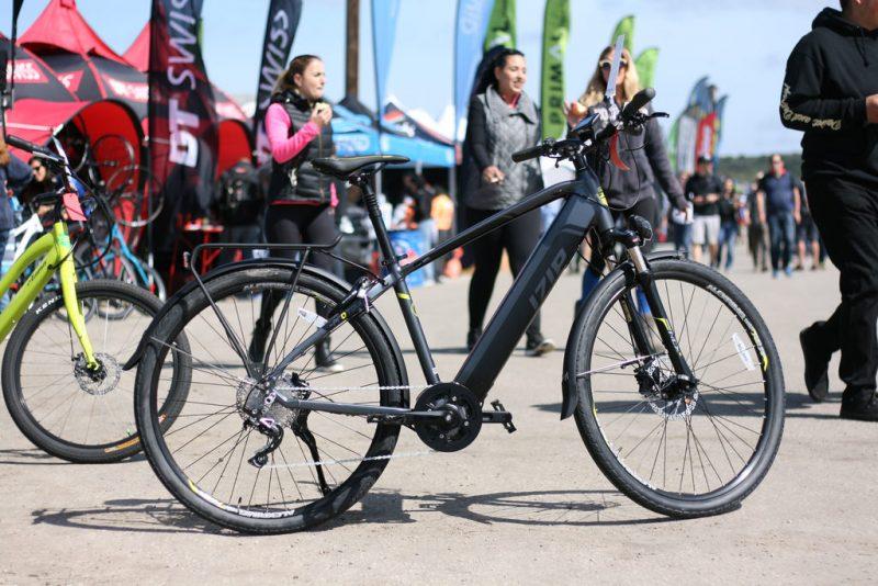 goedkope hybride fiets