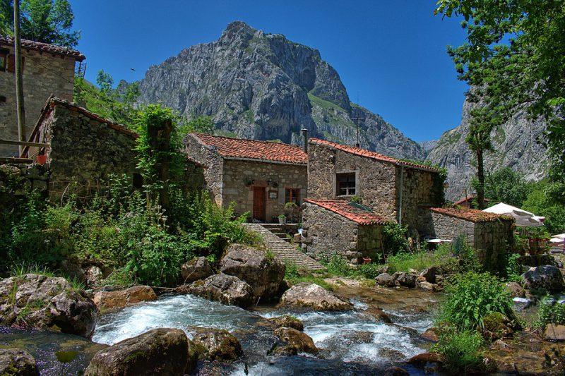 Vakantie Spanje